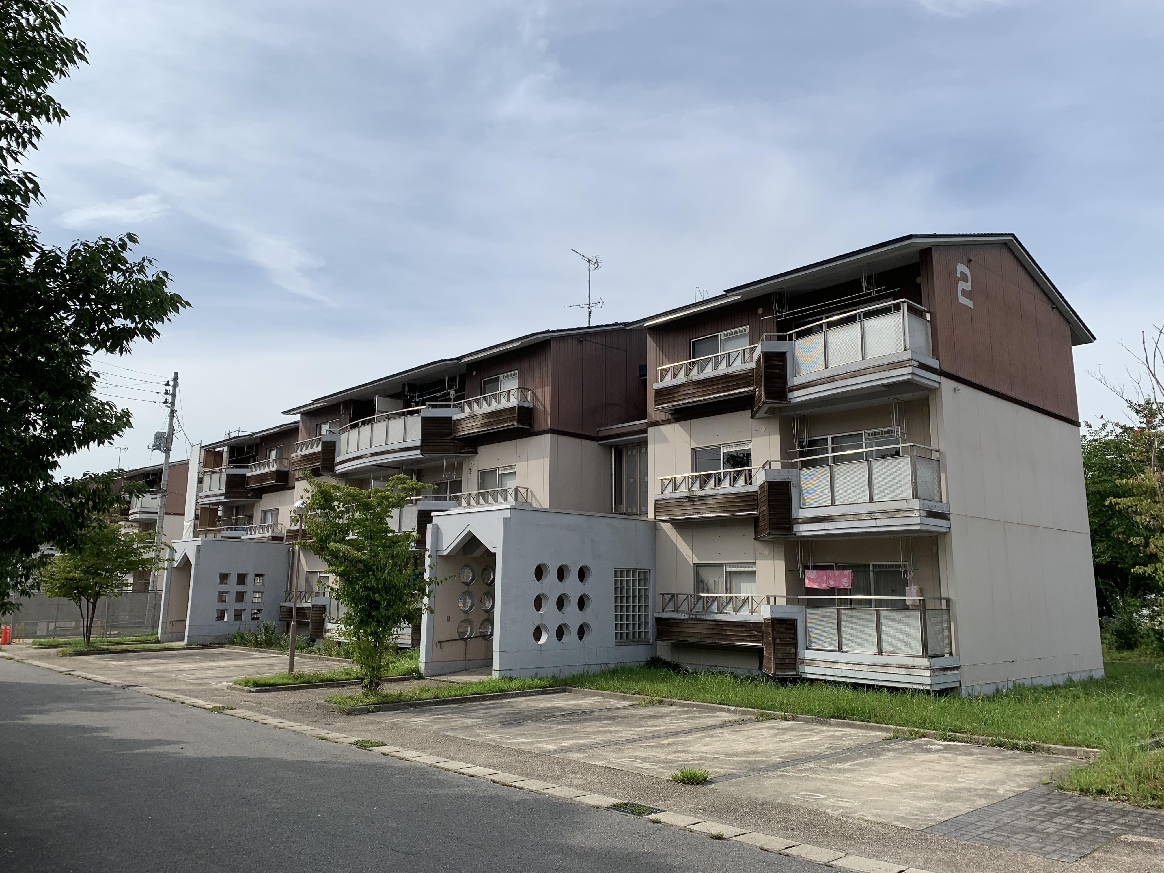 太田町2号棟外観