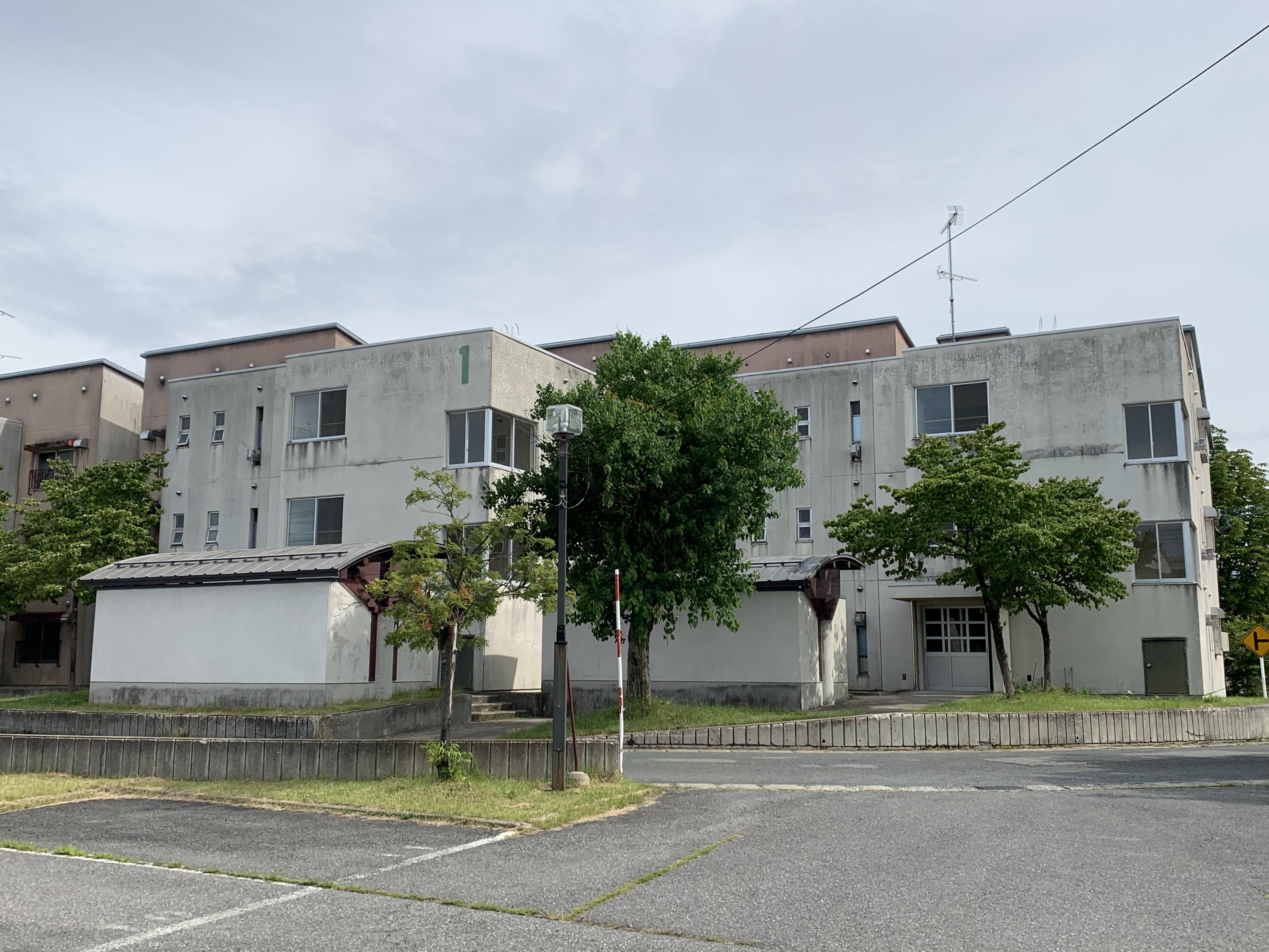 林泉寺1号棟外観